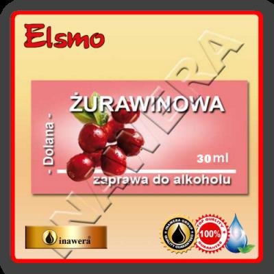 Ароматизатор Клюква для алкоголя 30мл.