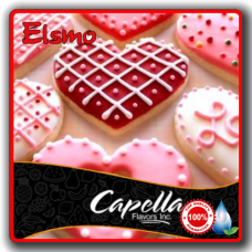 Ароматизатор Crunchy frosted cookie Capella (США) 5мл