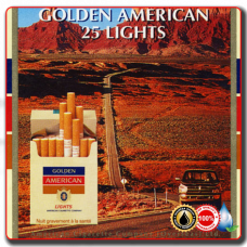 Ароматизатор Golden American (Inawera) 5мл