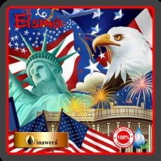 Ароматизатор American Dream 2-3% (Inawera) 5мл