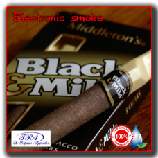 Ароматизатор Cigarillo Mild Black TPA (США) 5мл