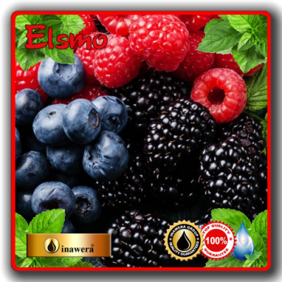 Ароматизатор Темные ягоды с мятой (Inawera)